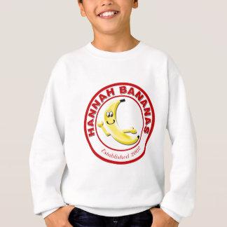 Hannah-Bananen-Restaurant-Gang Sweatshirt