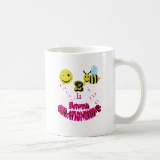 happy2bee durchschnittliche Beziehungen Tasse
