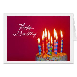 Happy Birthday Card Grußkarte