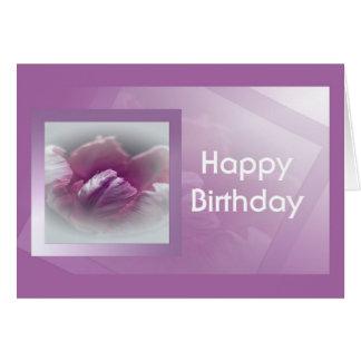Happy Birthday Grußkarte