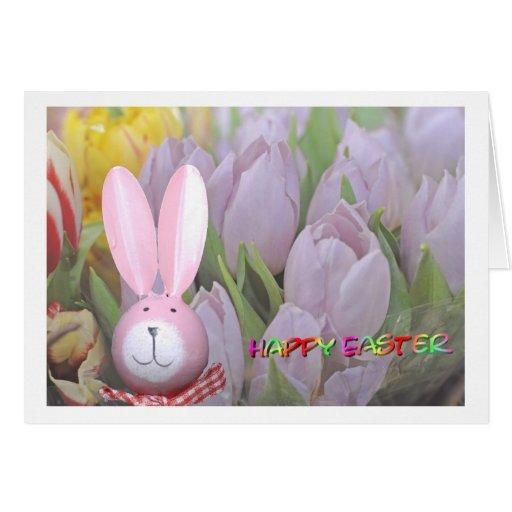 Happy Easter Card Karten
