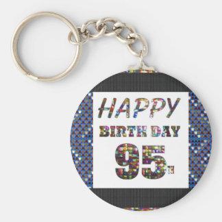 happybirthday alles Gute zum Schlüsselanhänger