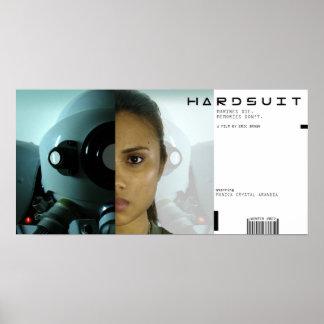 Hardsuit Filmplakat Poster