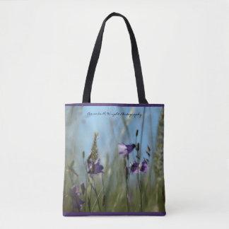 Harebells-Taschen-Tasche