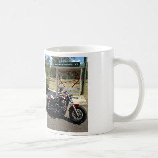 Harley Davidson-Liebhaber-Weg-Ehemann-Freund Kaffeetasse