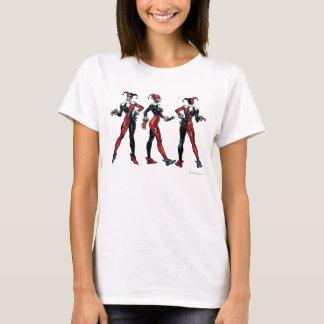Harley Quinn - alle Seiten T-Shirt