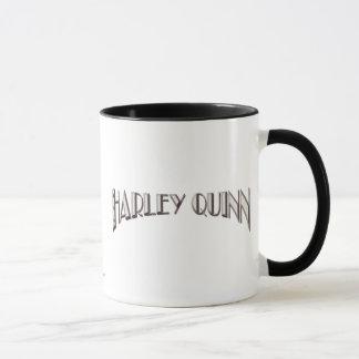 Harley Quinn - Logo Tasse