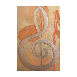 Harmonie-Malerei Leinwanddruck