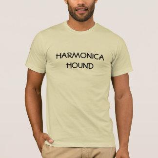 Harmonika-Jagdhund T-Shirt