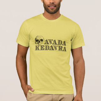 Harry Potter-Bann | Avada Kedavra T-Shirt