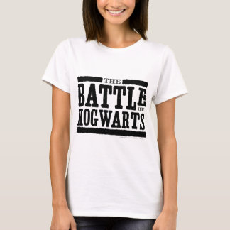 Harry Potter-Bann | der Kampf von Hogwarts T-Shirt