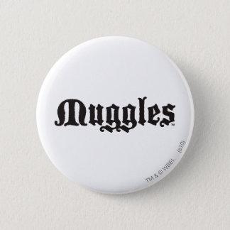 Harry Potter-Bann | Muggles Runder Button 5,7 Cm