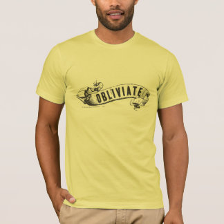 Harry Potter-Bann | Obliviate T-Shirt