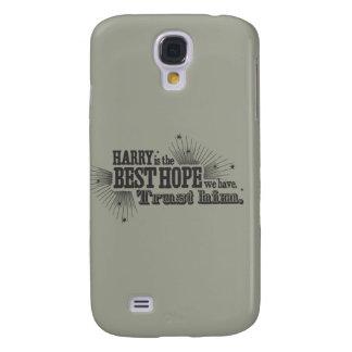 Harry Potter-Bann | unsere beste Hoffnung Galaxy S4 Hülle