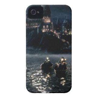 Harry Potter-Castle | großer See zu Hogwarts iPhone 4 Hülle