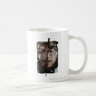 Harry Potter-Collage 10 Tasse