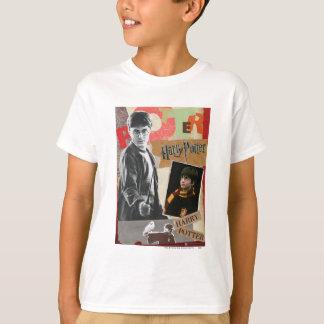 Harry Potter dann und jetzt T-Shirt