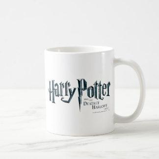 Harry Potter und das toten heiligt Logo 1 2 Tasse