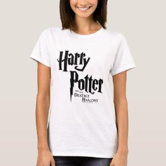 Harry Potter und das toten heiligt Logo 2 T-Shirt