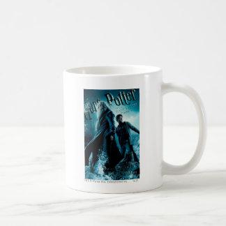 Harry Potter und Dumbledore auf Felsen 1 Tasse
