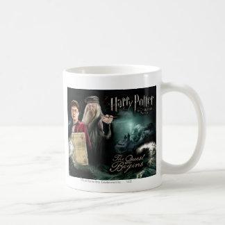Harry Potter und Dumbledore Tasse