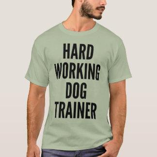 Harter Funktions-Hundetrainer T-Shirt