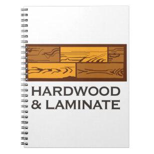 Hartholz U. Laminat Notizblock