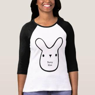 Häschen-Mamma (kundengerecht) T-Shirt
