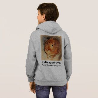 Häschenziphoodie Kapitän-Carrotpants Hoodie