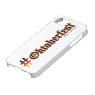 Hashtag Oktoberfest iPhone 5 Schutzhülle