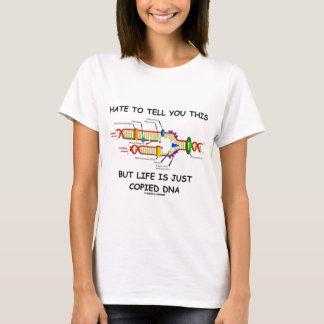 Hassen Sie, Ihnen zu erklären, dass dieses aber T-Shirt