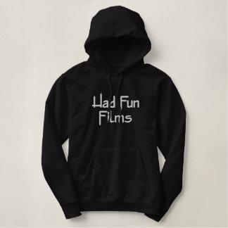 Hatte Spaß-Film-Sweatshirt Bestickter Hoodie