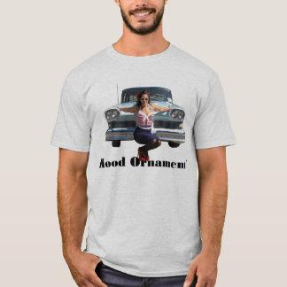 Hauben-Verzierung T-Shirt