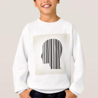 Hauptanschlag ein Code Sweatshirt