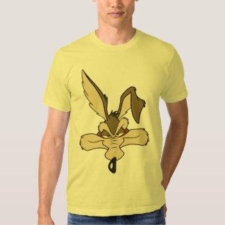Hauptschuß Wile E. Coyote Pleased Hemden