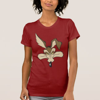 Hauptschuß Wile E. Coyote Pleased T-Shirt