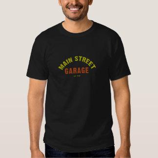 Hauptstraßen-/Chrom-T - Shirt
