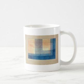 Haus auf dem Wasser durch Paul Klee Tasse