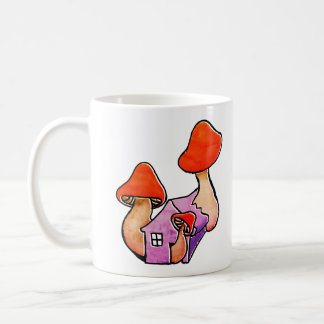 Haus der Pilze Tasse