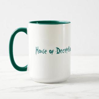 Haus der Täuschung Tasse