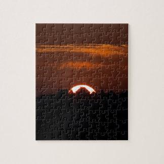 Haus des fallenden Sun Puzzle