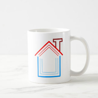 Haus Kaffeetasse