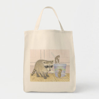 Haus-Maus Designs® - Lebensmittelgeschäft-Tasche Tragetasche