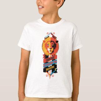 Haus-Merkmale Sigil Harry Potters | GRYFFINDOR™ T-Shirt