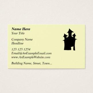 Haus mit drei Türmen Visitenkarte