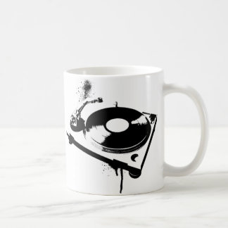 Haus-Musik-Geschenke der Diskjockey Tasse