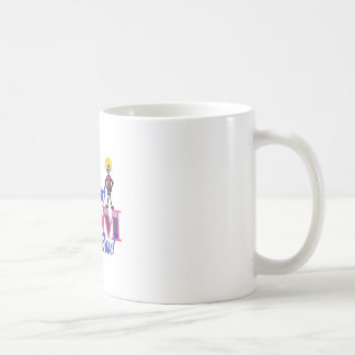 Haus-Regel #1 Kaffeetasse