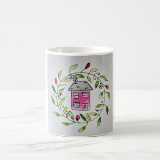 Haus-Tasse Tasse