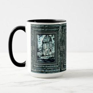 Haus-Täuschung Tasse