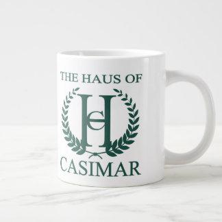 Haus von Casimar, RIESIGE TASSE Jumbo-Tassen